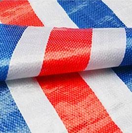 高级彩条布